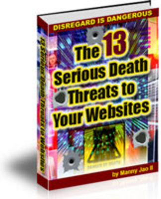 Product picture Serious Threats